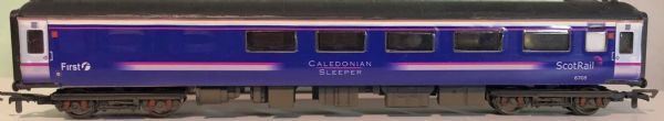 Mark 2 Caledonian Sleeper Coaches